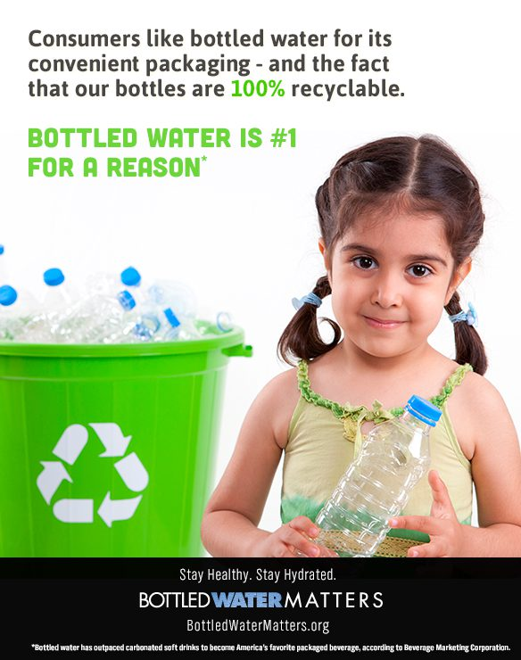Recycle1, Bottled Water | IBWA | Bottled Water