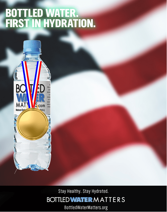 BW Olympics First In Hydration, Bottled Water | IBWA | Bottled Water