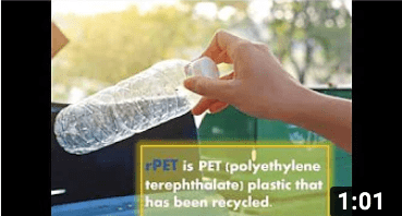 What Is RPET, Bottled Water | IBWA | Bottled Water