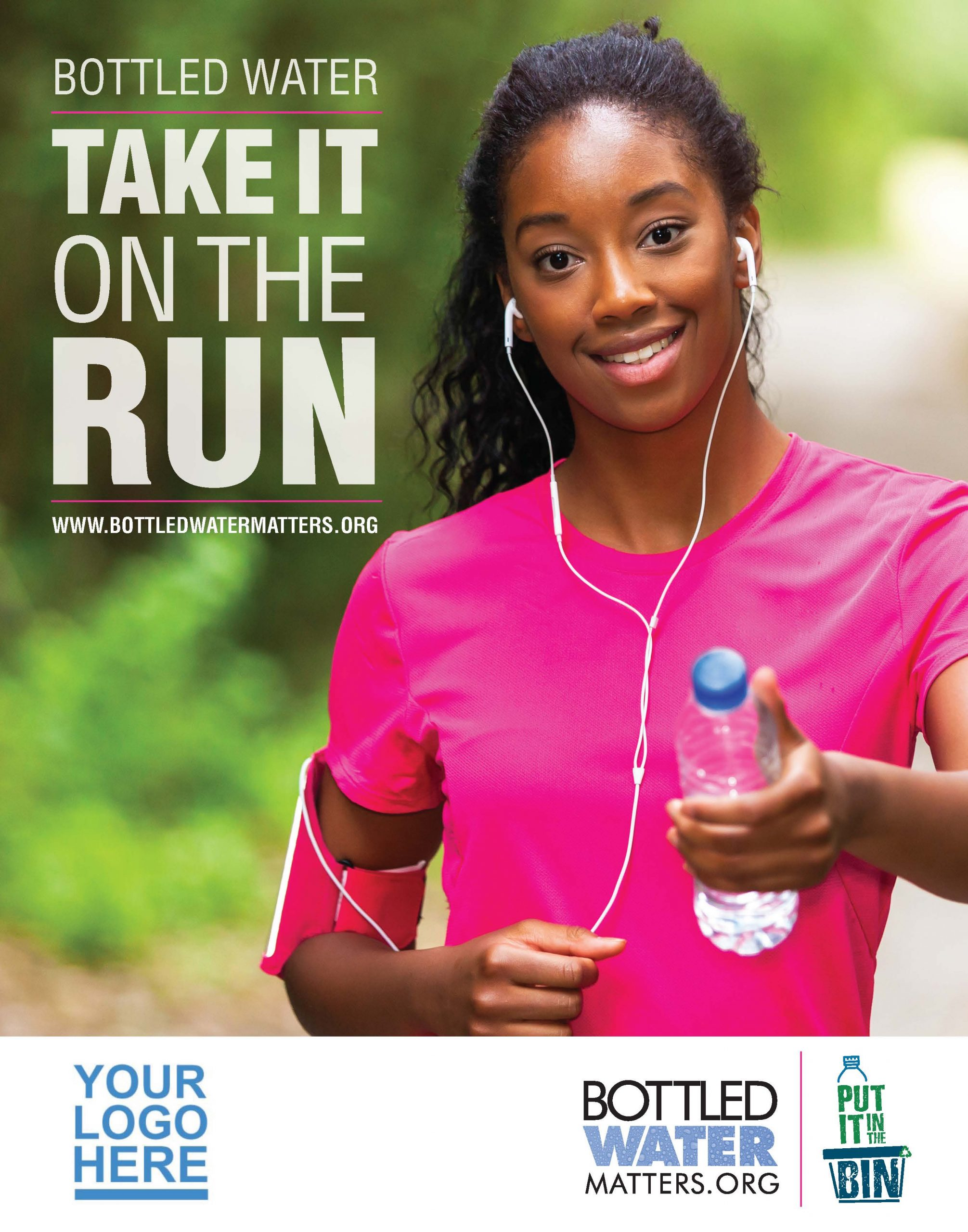 TakeItOnTheRun Member Scaled, Bottled Water | IBWA | Bottled Water