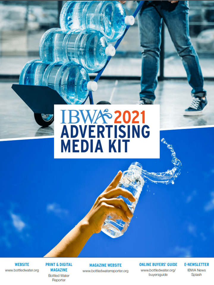 Ibwa 2021, Bottled Water | IBWA | Bottled Water