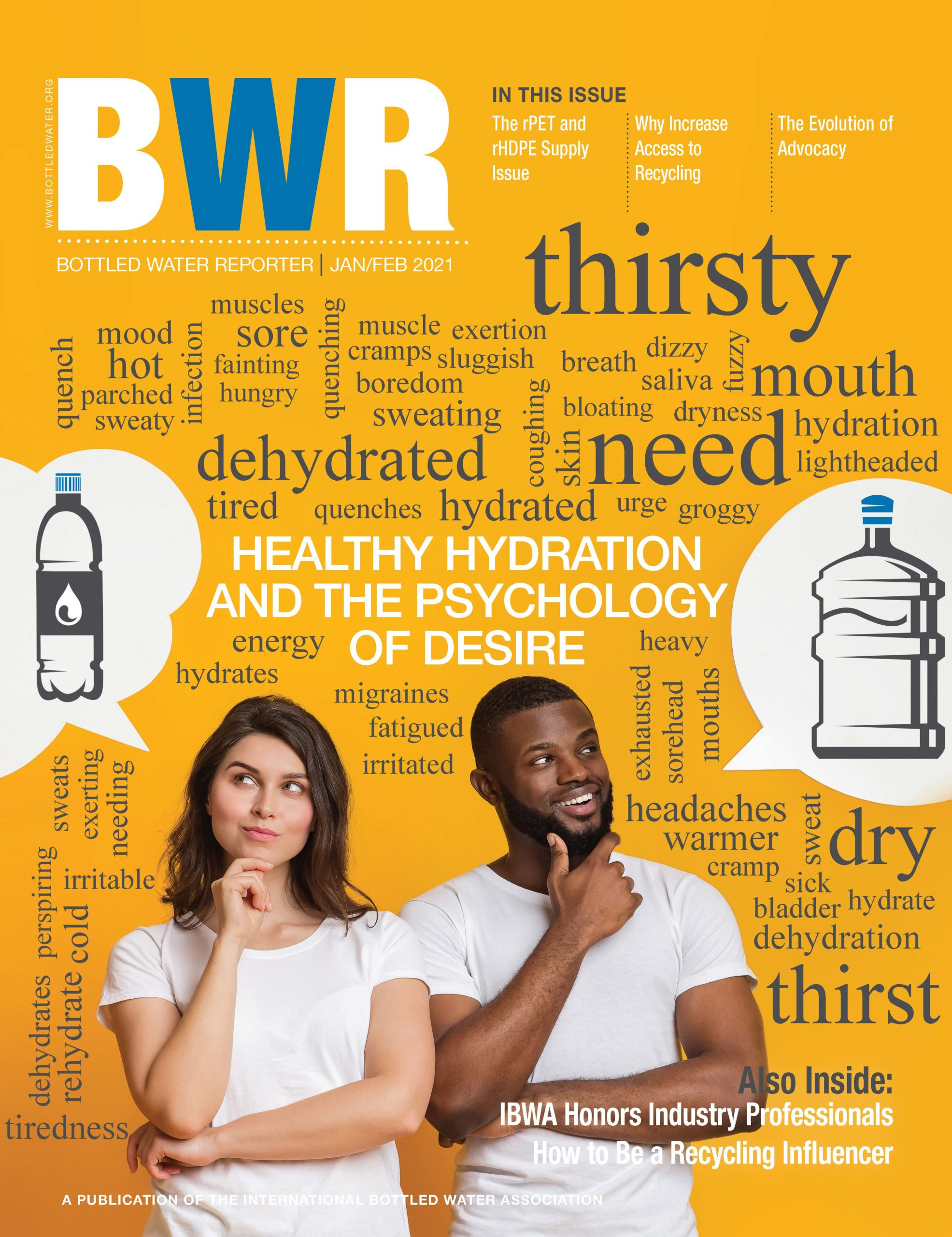 BWR JanFeb 2021 Cover Scaled, Bottled Water | IBWA | Bottled Water